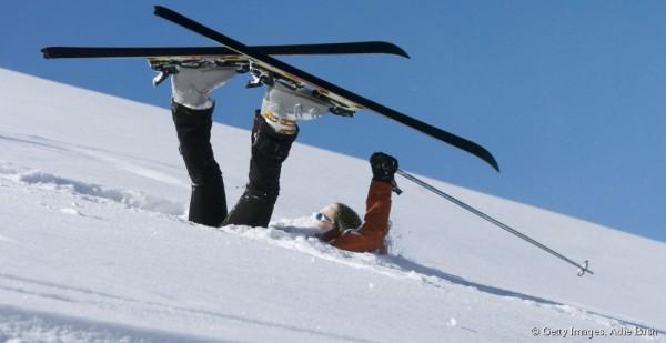 skichute